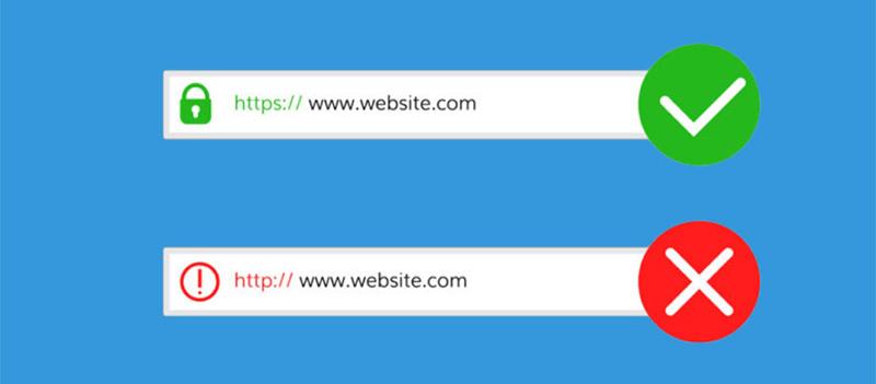 SSL certificate on your website